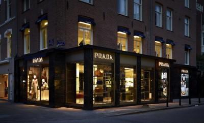 First Prada Store In Amsterdam By Roberto Baciocchi