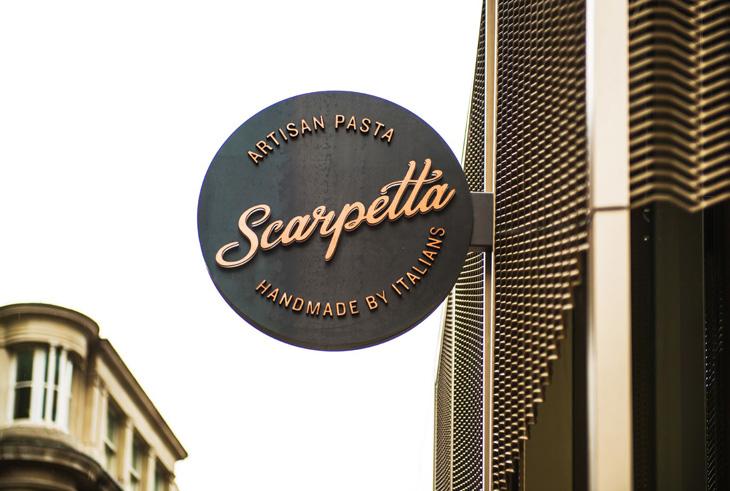 Scarpetta Restaurant London