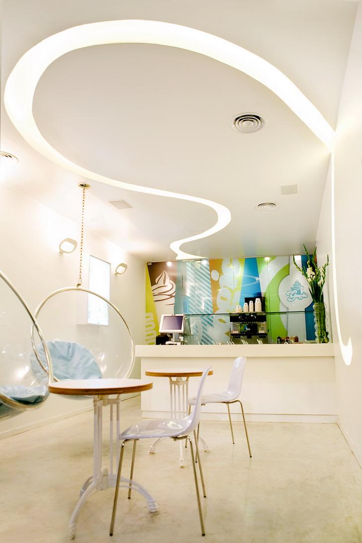 Yogic Yogurt Bar By Dana Shaked And Keren Rosner