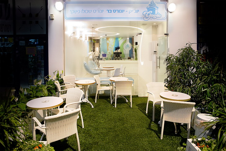 Yogic Bar Israel