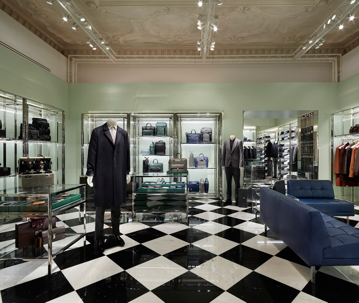 Prada Men S Store In Venice