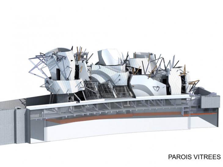 Fondation Louis Vuitton Archiscene 5