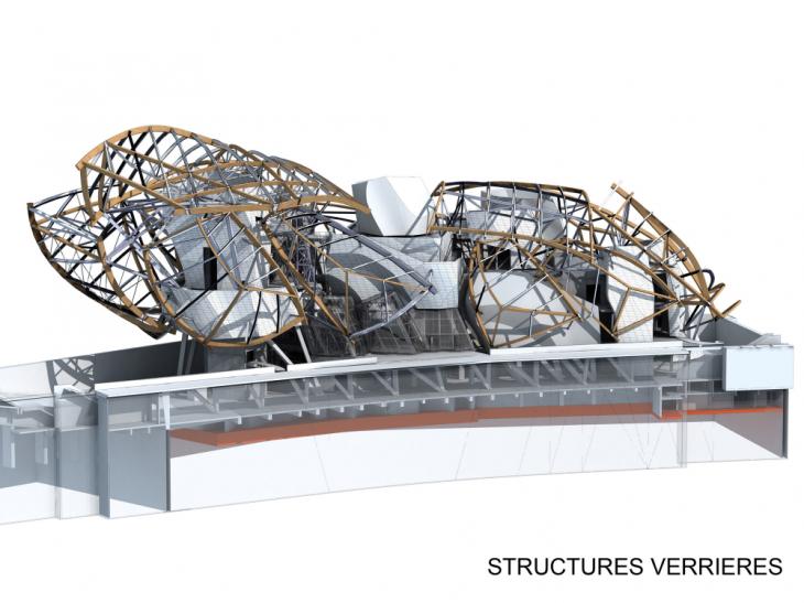 Fondation Louis Vuitton Archiscene 6
