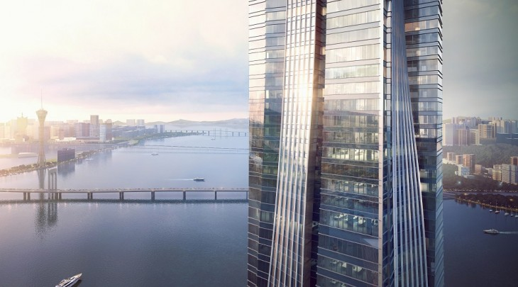 Hengqin International Financial Center, Zhuhai, China_ Project Design Directors - Keith Griffiths and Andy Wen (2)