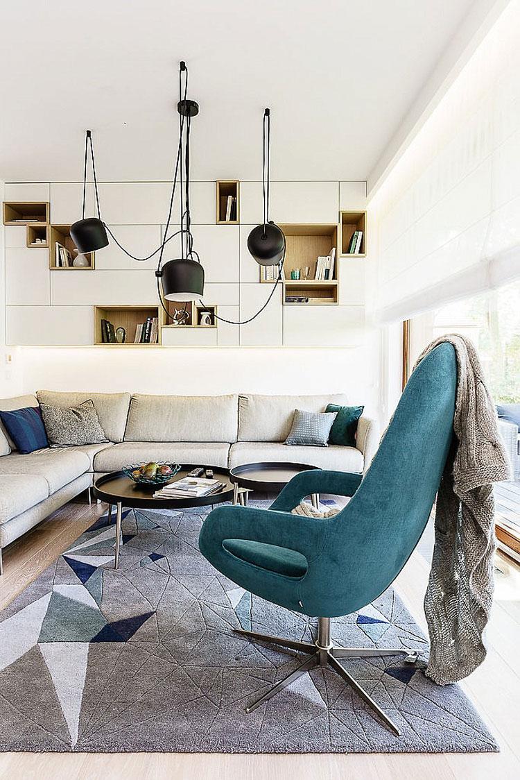 Modern Minimalist Apartment Gdynia Dragon Art Design Studio  ...