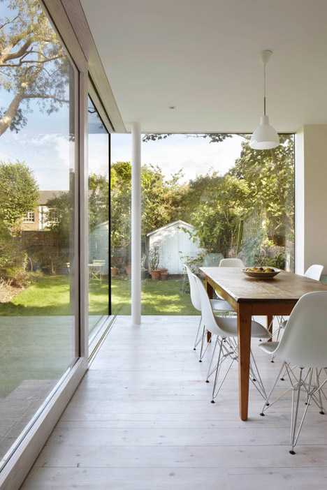 Vegetarian Cottage Extension By Cousins Amp Cousins