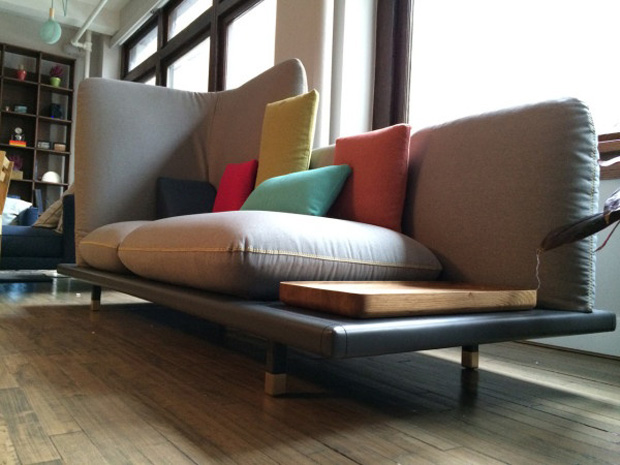 Sofa4Manhattan By Luca Nichetto