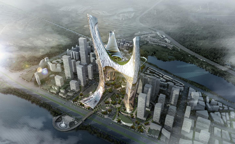 Shenzhen Bay Super City By Ua Studio 7