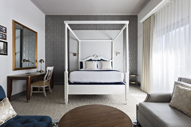 Warwick san francisco hotel by uxus design for Design hotel san francisco