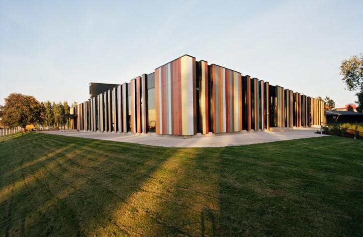 oslo internationional school by jarmund vigsn s architects. Black Bedroom Furniture Sets. Home Design Ideas