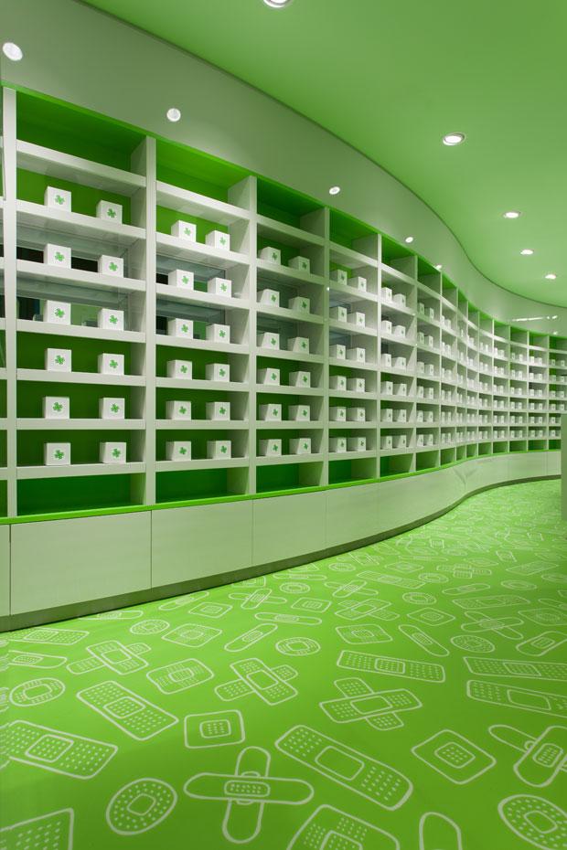 Careland Pharmacy By Sergio Mannino Studio