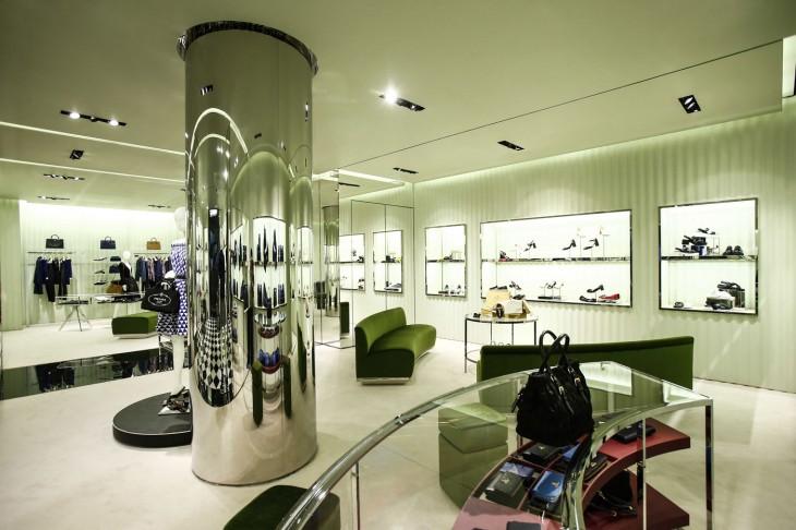 Prada Opens An Impressive Store In Sanya