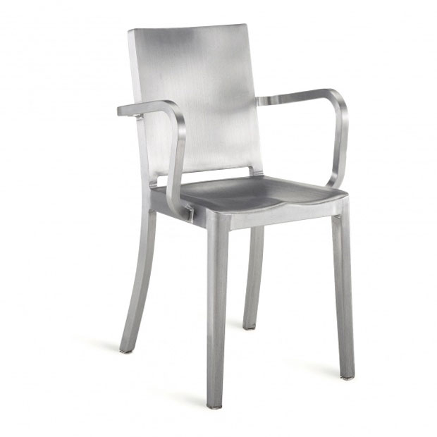 the iconic hudson chair by philippe starck