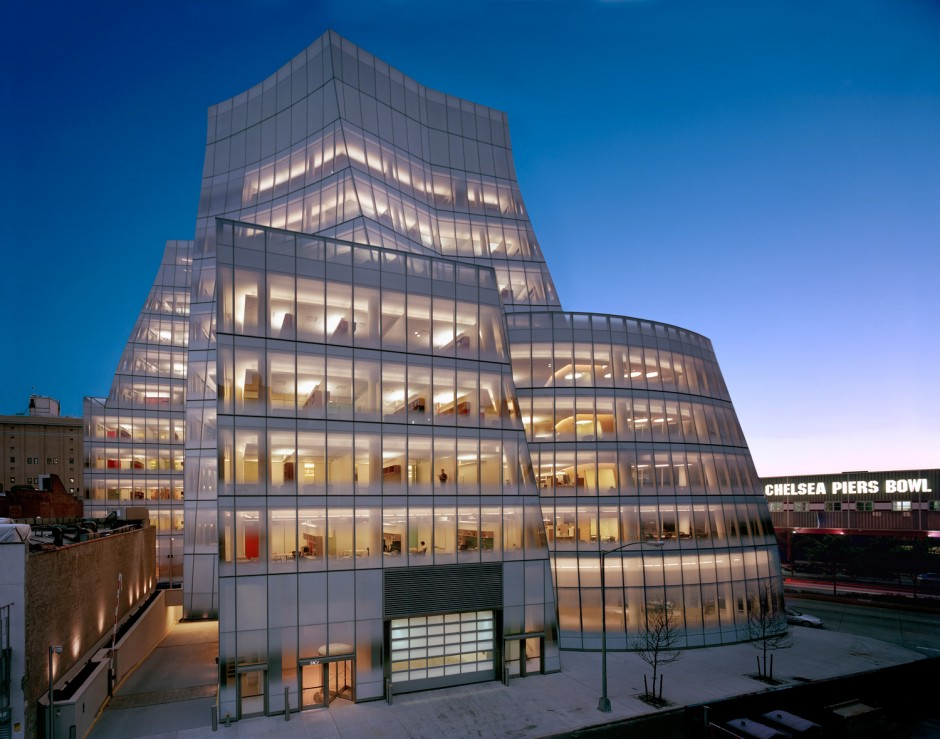 Iac Headquarters In New York By Studio Architecture