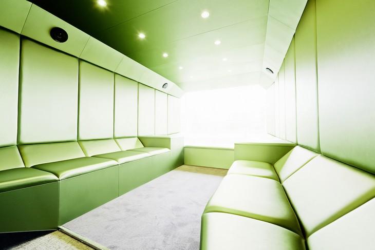 Innocean Headquarters Europe, Office interior by Ippolito Fleitz Group