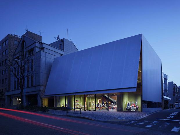 Herzog & de Meuron Design The New Miu Miu Tokyo