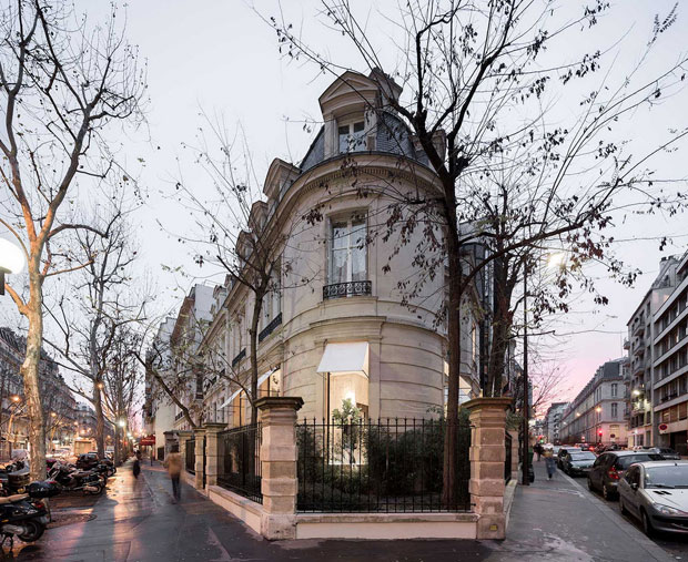 Isabel marant store in paris by cigue - 16 avenue victor hugo ...