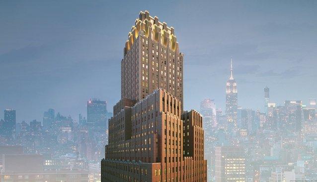 Tribeca Building