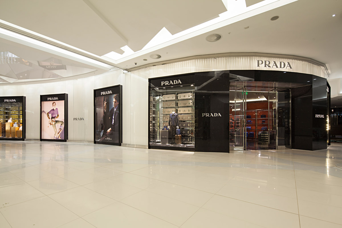 44a15a27bae Prada Store in Johannesburg