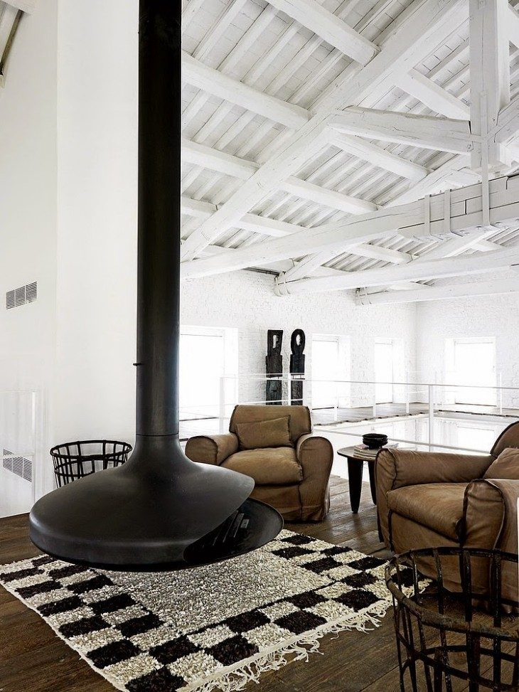 Residence in umbria by paola navone - Interior design perugia ...