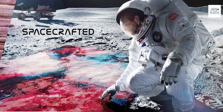 Spacecrafted Carpets from Jan Kath