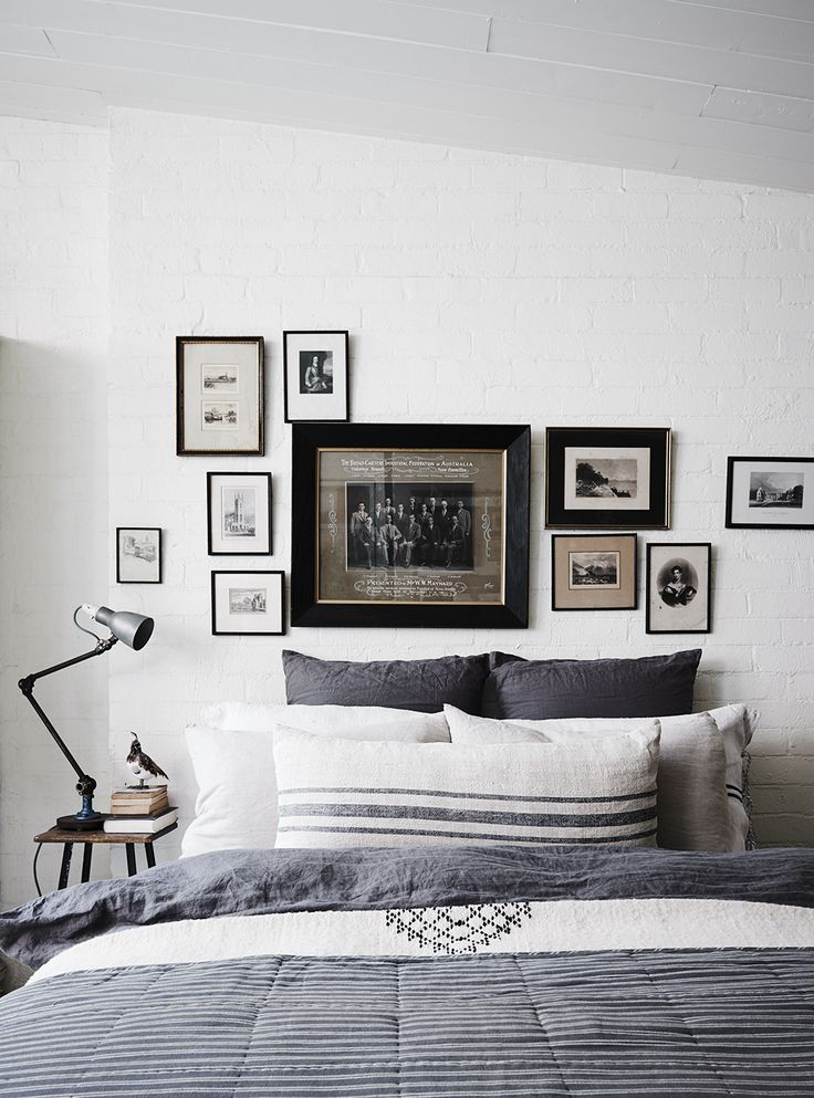 White Room Flat In Melbourne By Lynda Gardener