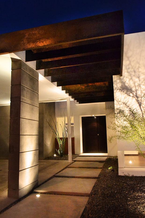 Los santos house by tabb architecture - Casa minimalista interior ...