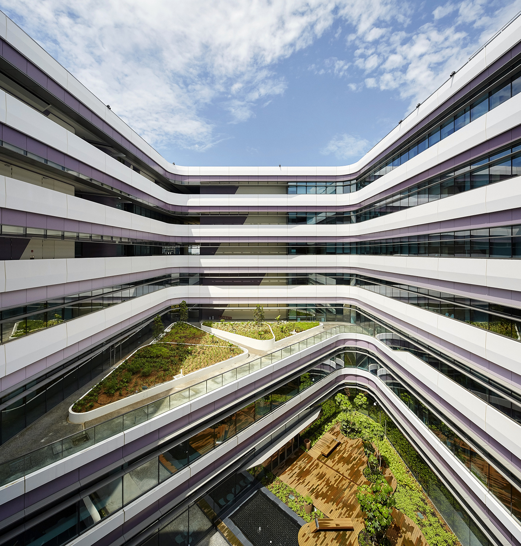 Sutd campus by ben van berkel unstudio for Un studio architecture