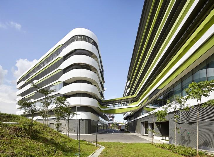 SUTD Campus By Ben Van Berkel UNStudio