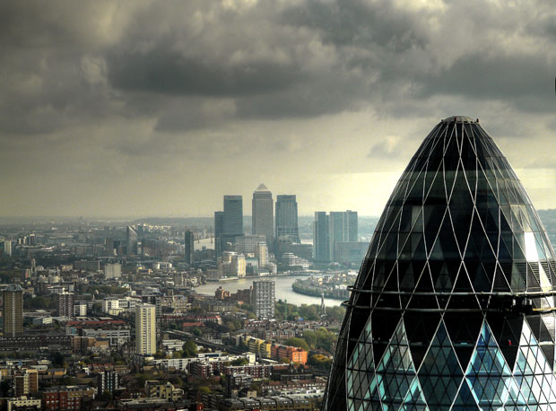 The Architecture Of Canary Wharf