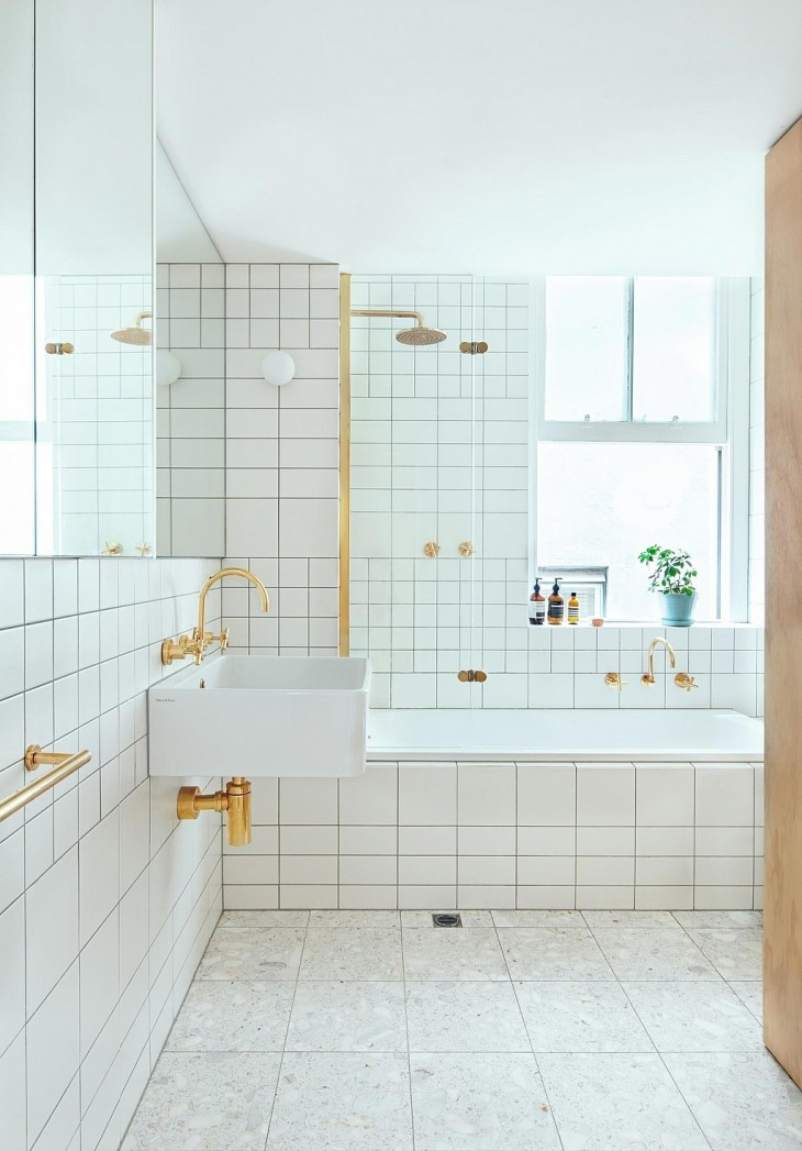 Melbourne apartment by clare cousins architects for Apartment design melbourne