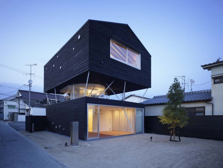 It s all in the visual how to improve the aesthetic in - Casas japonesas modernas ...