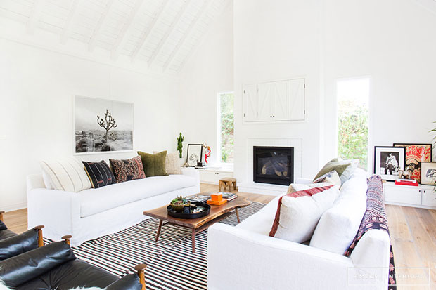 La home by interior designer amber lewis for Interiors design blog