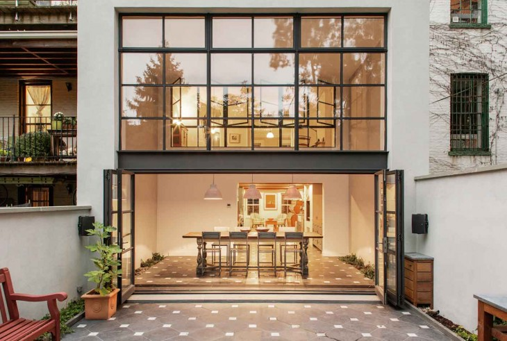 The Cumberland Townhouse By Ensemble Architecture DPC