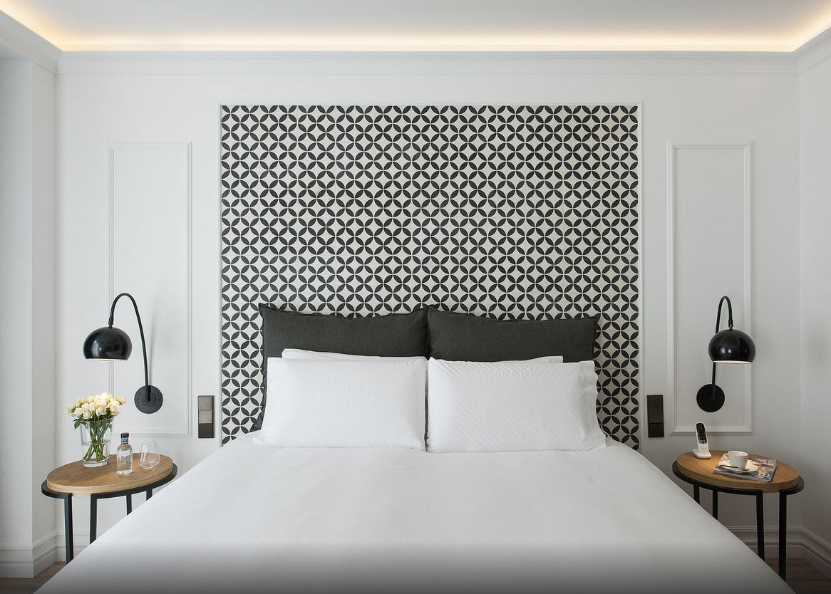 picasso 39 s studio is now a design hotel in barcelona. Black Bedroom Furniture Sets. Home Design Ideas