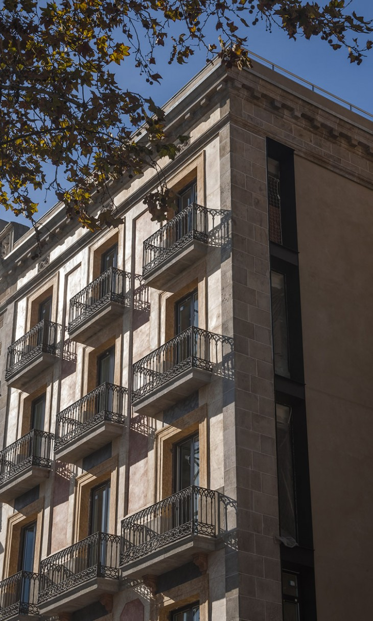 Picasso 39 s studio is now a design hotel in barcelona for Design hotel barcelona