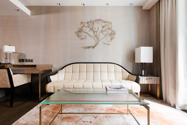 Joyce Wang Redesigns Luxury For The Mandarin Oriental
