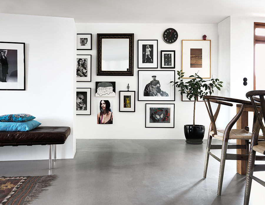 Malm Apartment With A Modern Twist