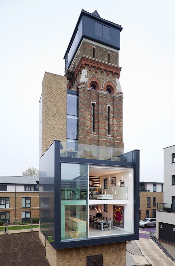 19th Century Water Tower (1)