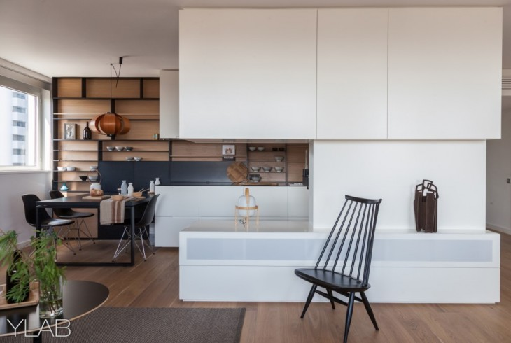 Apartment in Barcelona by YLAB Arquitectos (11)