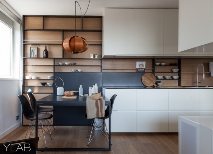 Apartment in Barcelona by YLAB Arquitectos (12)