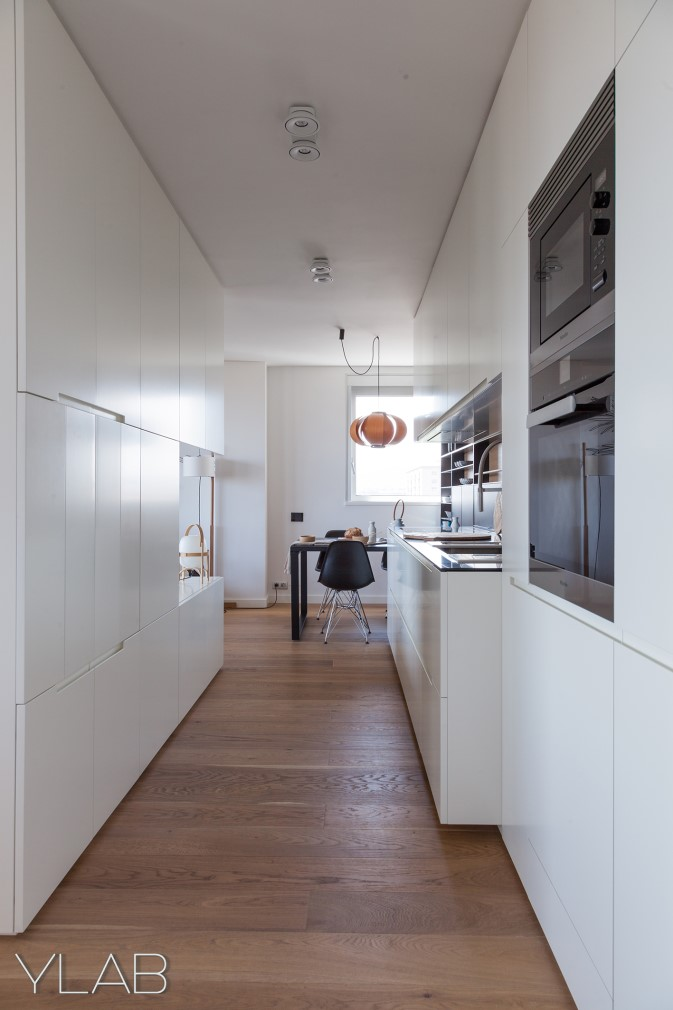 Apartment in Barcelona by YLAB Arquitectos (14)