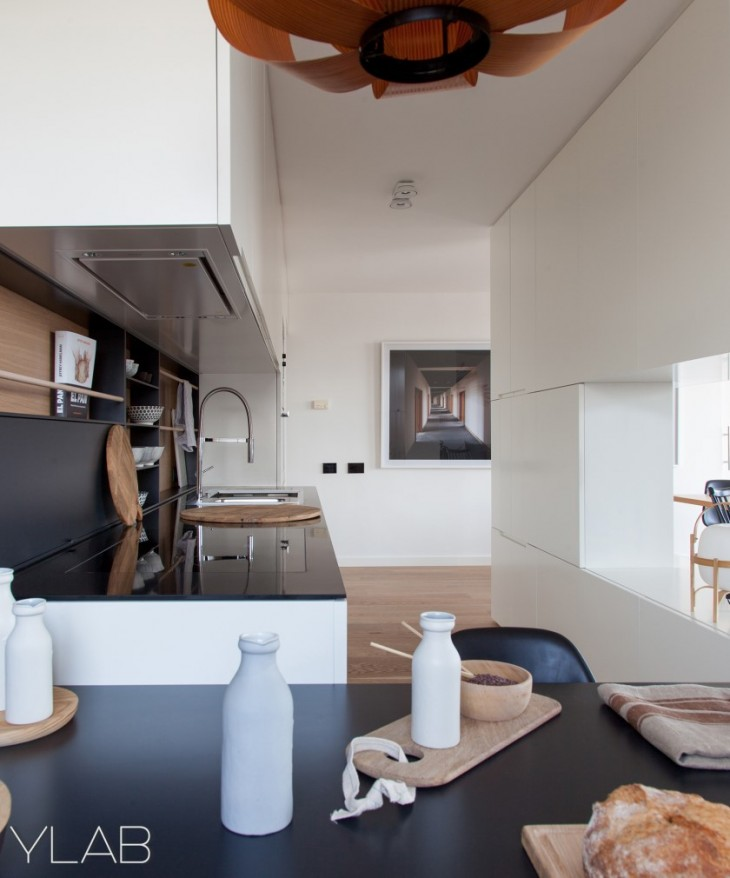 Apartment in Barcelona by YLAB Arquitectos (15)