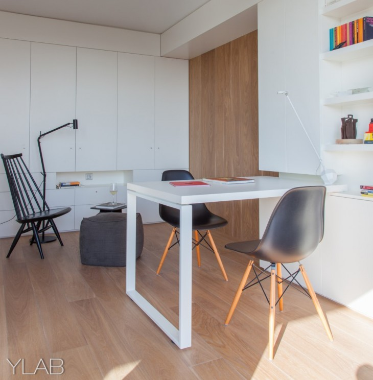 Apartment in Barcelona by YLAB Arquitectos (18)