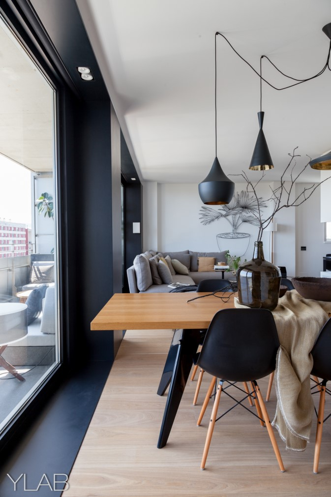 Apartment in Barcelona by YLAB Arquitectos (9)