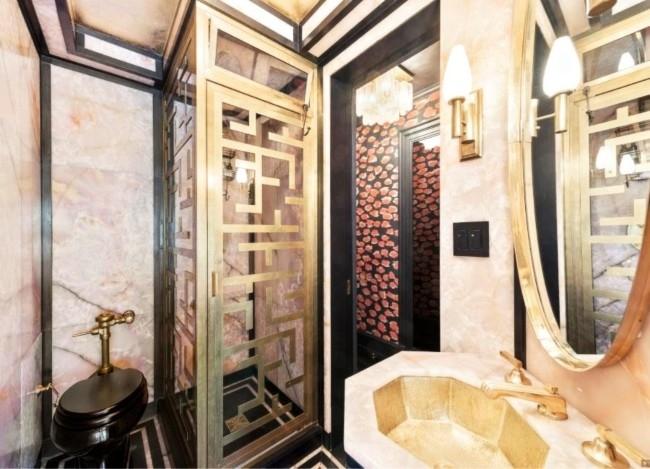 Cameron Diaz glamorous Apartment (9)