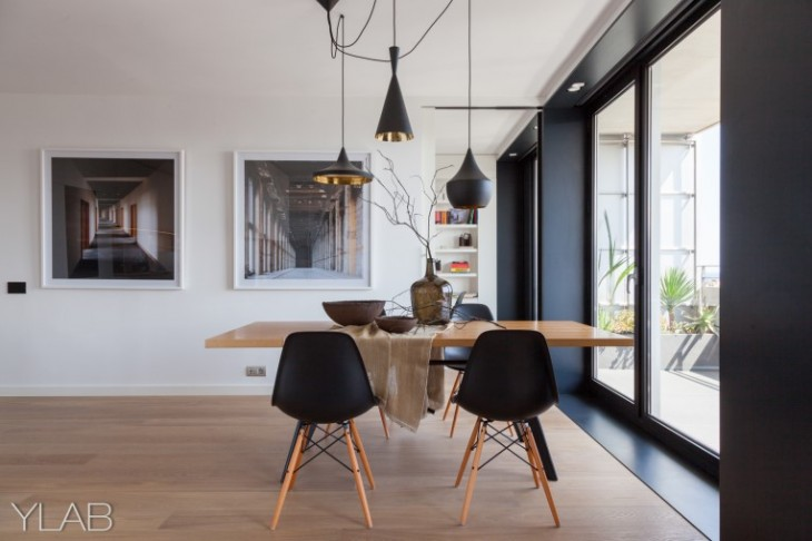 Diagonal Mar Apartment in Barcelona by YLAB Arquitectos