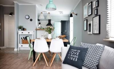 Modern Apartment by Shoko Design