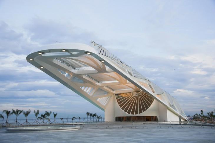 The Museum of Tomorrow by Santiago Calatrava (1)