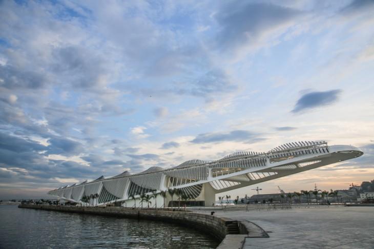 The Museum of Tomorrow by Santiago Calatrava (2)